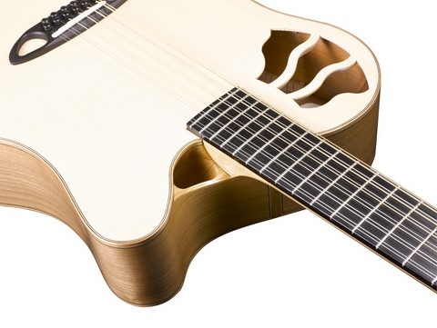 Guitare Amelie B12 Ghirotto Luthier