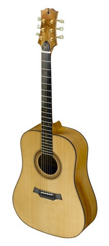 Guitare folks KAREN Ghirotto luthier