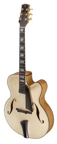 Guitare Jazz Mary