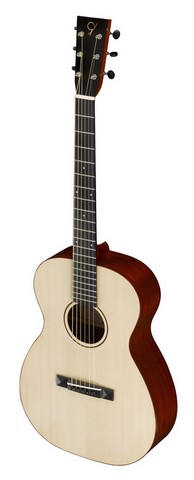 Guitare folks TRAVEL GUITAR Ghirotto luthier