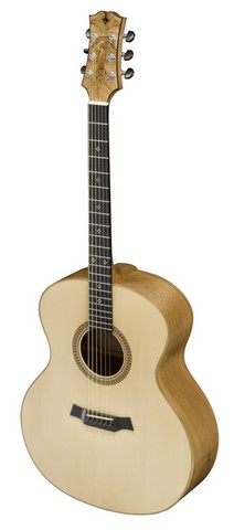 Guitare folks ELOISE Ghirotto luthier